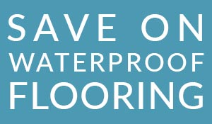 Save on stunning waterproof flooring & get our lifetime residential warranty this month only!